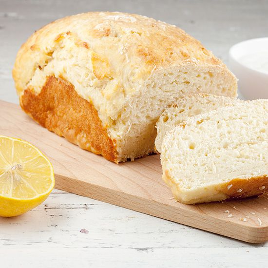 Lemon quark bread quark - Lemon quark bread