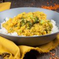 Vegetarian red lentils and broccoli curry 120x120 - Fish curry