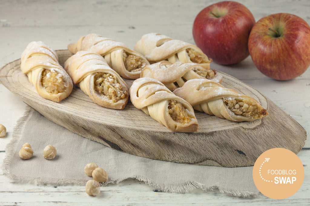 Turkish apple cookies - Kurabiye elmali