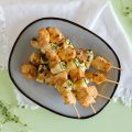 Barbecued chicken zucchini skewers 120x120 - Chimichurri bbq chicken