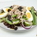 Smoked mackerel salad 120x120 - Smoked mackerel and sweet potato pasta