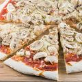 Pizza funghi 120x120 - Barbecue chicken pizza