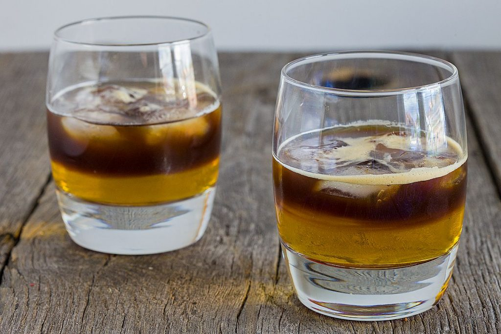 Carajillo – coffee cocktail