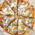 Pizza chicken kebab 120x120 - Barbecue chicken pizza
