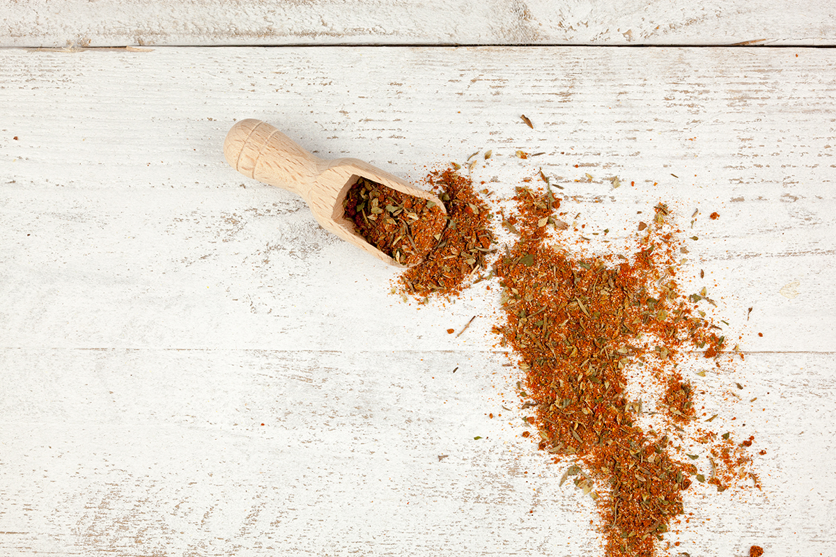 How to make gyros spice mix