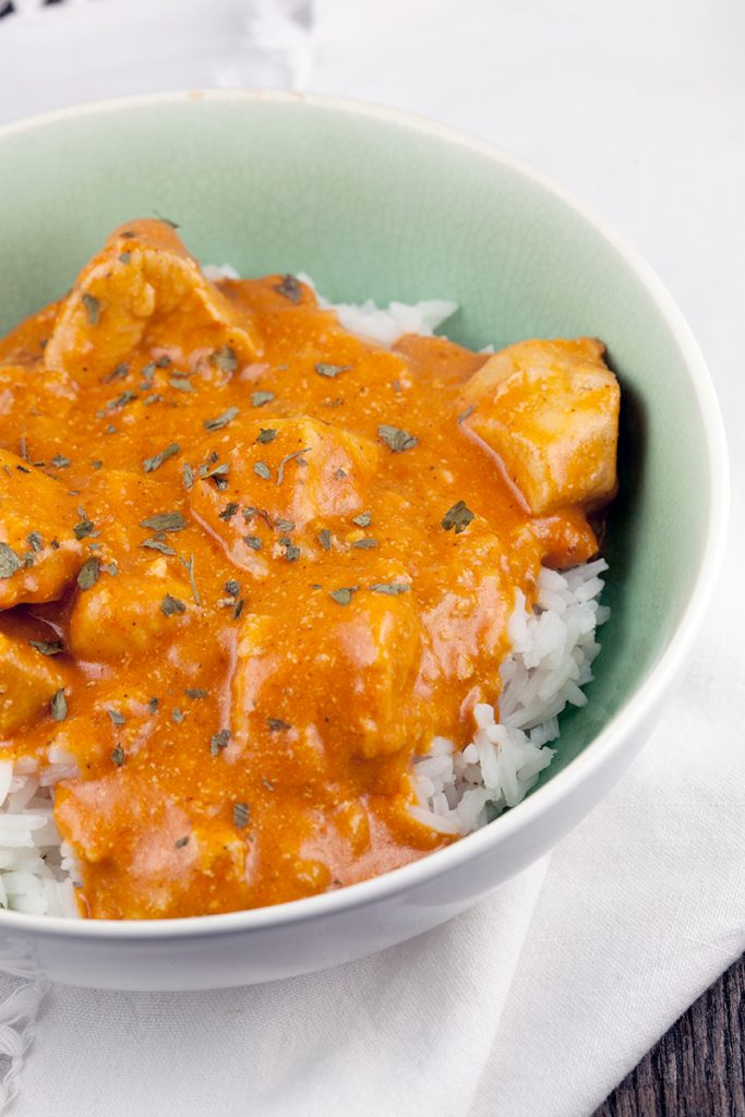 Makhani chicken - Indian butter chicken