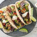 Chimichurri steak tacos 120x120 - Chimichurri bbq chicken
