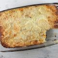 Potato and onion gratin 120x120 - Macaroni and boursin gratin