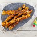 Turmeric chicken kebabs 120x120 - Barbecued salmon kebabs