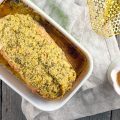Lemon and herb crusted turkey roast 120x120 - Surf and turf with herb butter