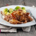 Slow cooked rabbit with dates and beer 120x120 - Dutch sweet and sour rabbit