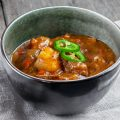 Slow cooker Antillean beef stew 120x120 - Slow cooker beef stew