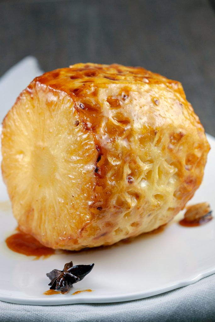 Oven roasted pineapple 2 683x1024 - Oven roasted pineapple