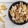 Caramelised cauliflower pasta 120x120 - Potato and cauliflower gratin