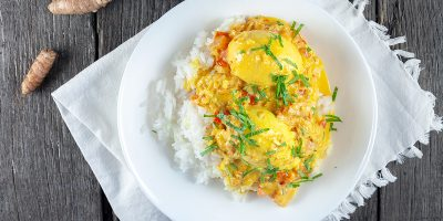 Fresh turmeric egg curry 400x200 - Homepage