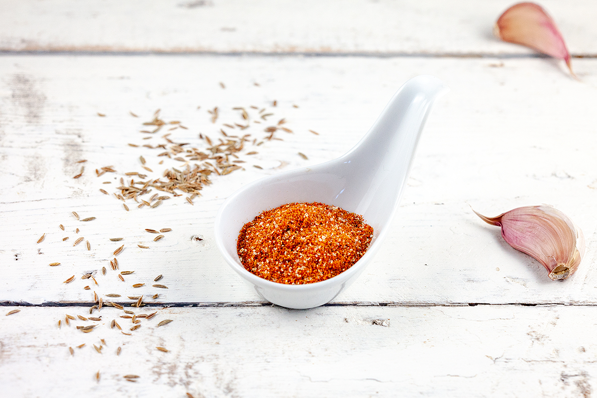 How to make Mexican spice mix