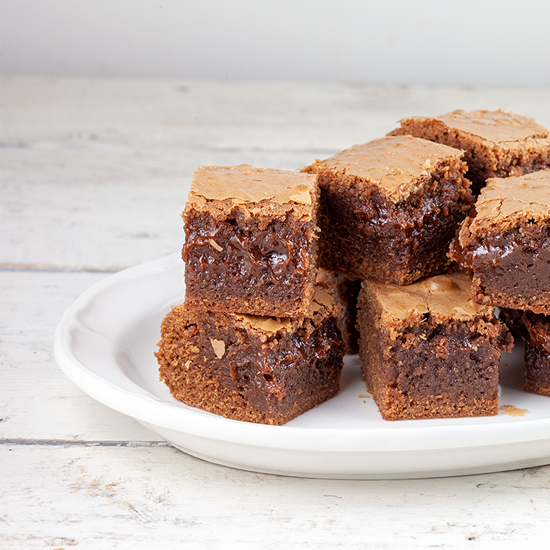 Brownies square - Brownies