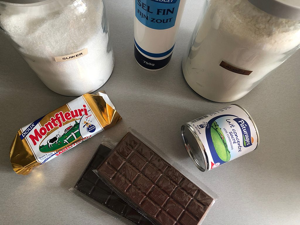 Homemade Twix® bars ingredients 1024x768 - Homemade Twix® bars