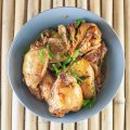 Slow cooker Surinamese chicken thighs 120x120 - Slow cooker chicken legs