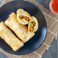 Ham and chicken lumpia 120x120 - Homemade lumpia wrappers