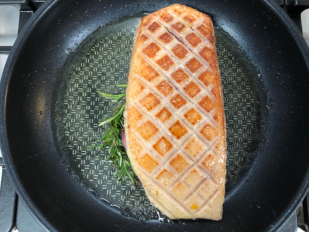 How to cook duck breast stap 10 - How to cook duck breast?