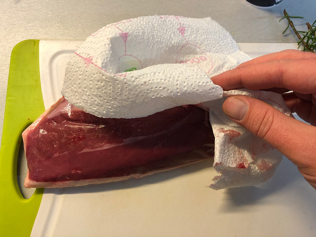 How to cook duck breast stap 3 - How to cook duck breast?