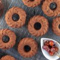 Mini chocolate and cherry bundt cakes 120x120 - Chocolate crinkle cookies