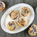 Mini red cabbage quiches 120x120 - Mini red cabbage strudel