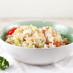 Pearl couscous and cauliflower salad 250x250 - Latest recipes