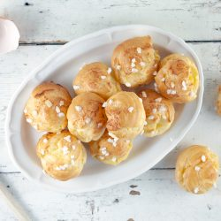 Chouquettes French sugar pearl puffs 250x250 - Latest recipes
