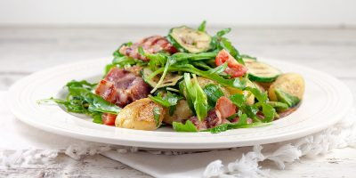 Baby potato and grilled zucchini salad 400x200 - Homepage