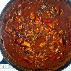 Chicken goulash 250x250 - Latest recipes