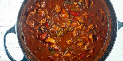 Chicken goulash 400x200 - Homepage