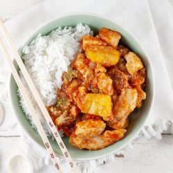 Sweet and sour chicken 250x250 - Latest recipes